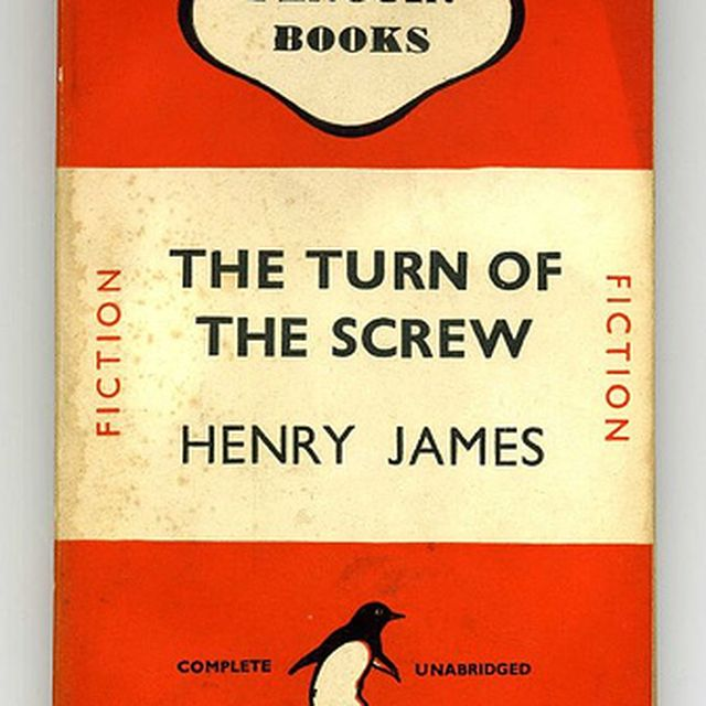 post: THE TURN OF THE SCREW by HENRY JAMES by trendtwins