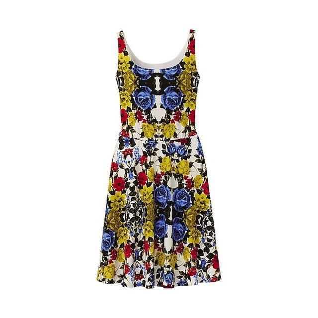 image: WOMEN Print Girl Flared Bra Dress - UNIQLO by taroi