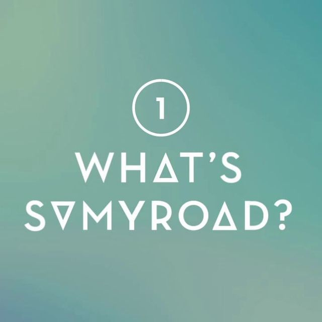 video: What´s SamyRoad? on Vimeo by koe