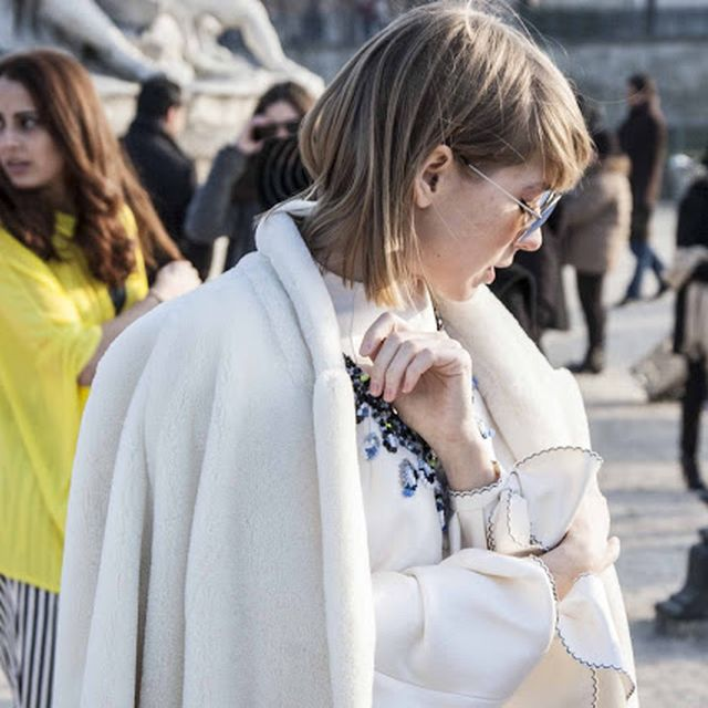 image: Paris Fashion Week, day 3: at Chloé by noemelia