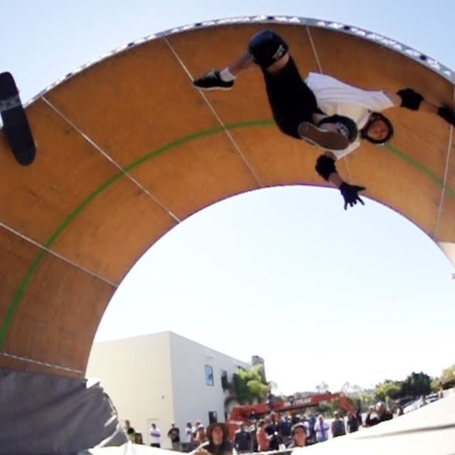 video: Tony Hawk's Loop of Death by thejoysofliving