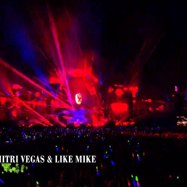 video: Tomorrowland 2013 - Dimitri Vegas & Like Mike by martanicolas