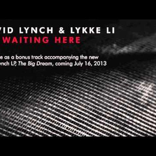"video: David Lynch & Lykke Li ""I'm Waiting Here"" by albertopasarin"