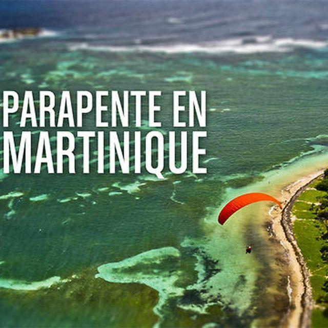 video: Parapente en Martinique by triprebel