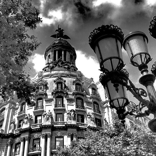 image: Paseo de Gracia by rosabcn