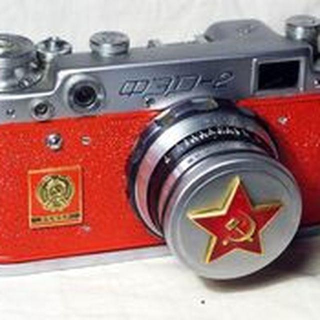 image: 1957 FED-2 camera rare RUSSIAN LEICA by rairobledo