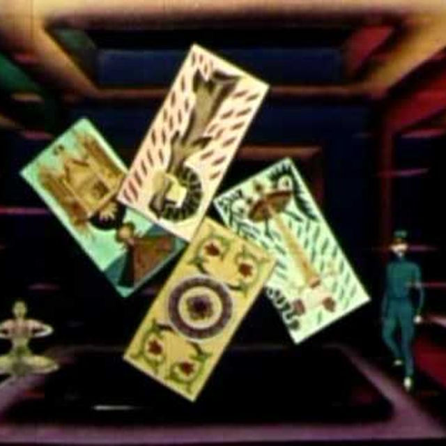 video: Harry Smith - Film #10: Mirror Animations (1957) by dinacomm