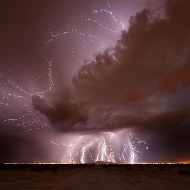 image: Barrage by Mike Olbinski by pegartblog
