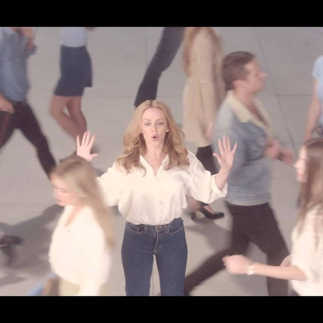 video: Kylie Minogue - I Was Gonna Cancel by fcallado