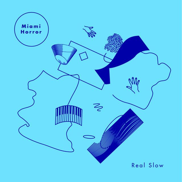 music: Real Slow - Ft. Sarah Chernoff - Miami Horror by merilin-kook