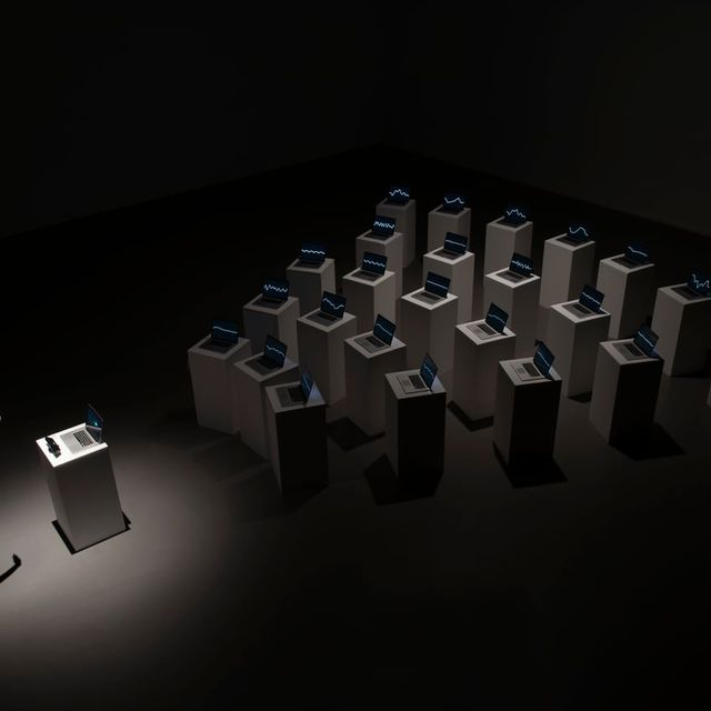 video: The Computer Orchestra by mmacia