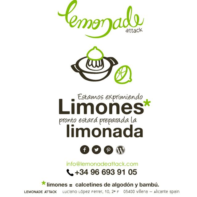 image: Lemonade   tienda online de calcetines by lemonadeattack