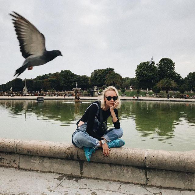 image: #Paris 💚 ooh la la 〰〰 by yulia
