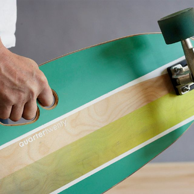 image: Skateboards with Handhold by aidahulton
