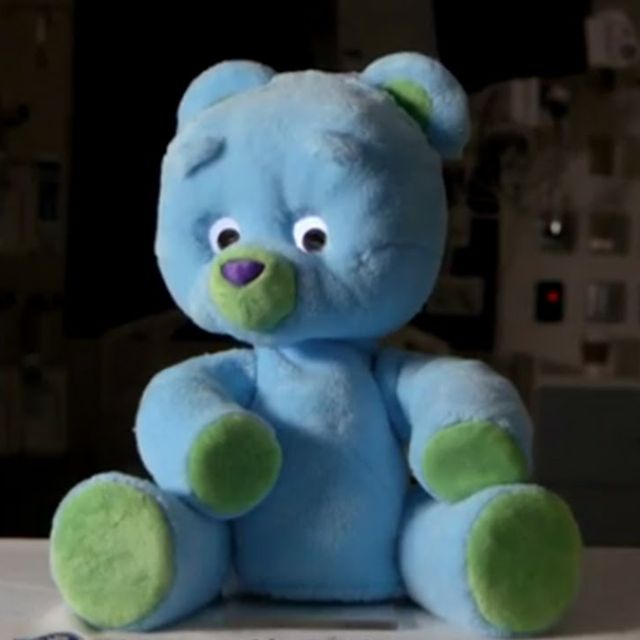 video: The Caring Bear | Robotica by techmeout