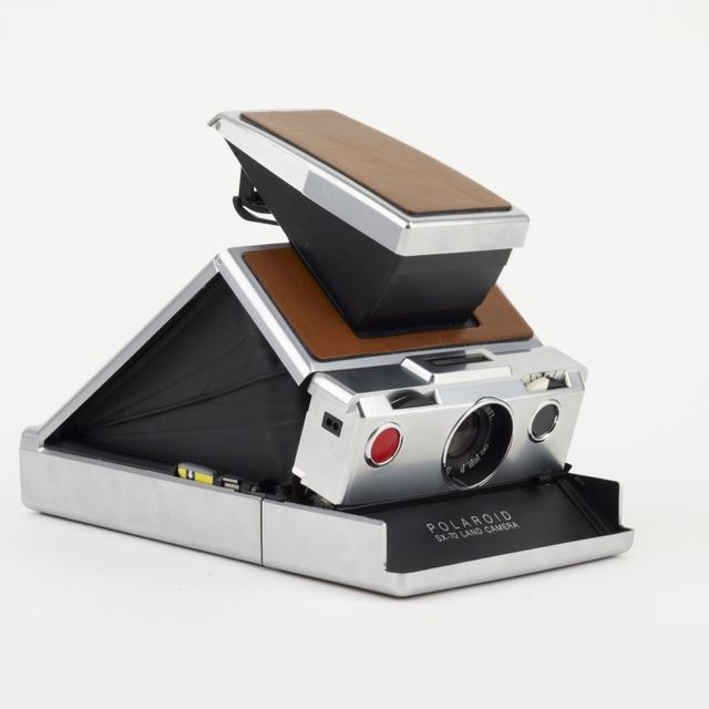 image: Polaroid SX-70 by martinvazquez