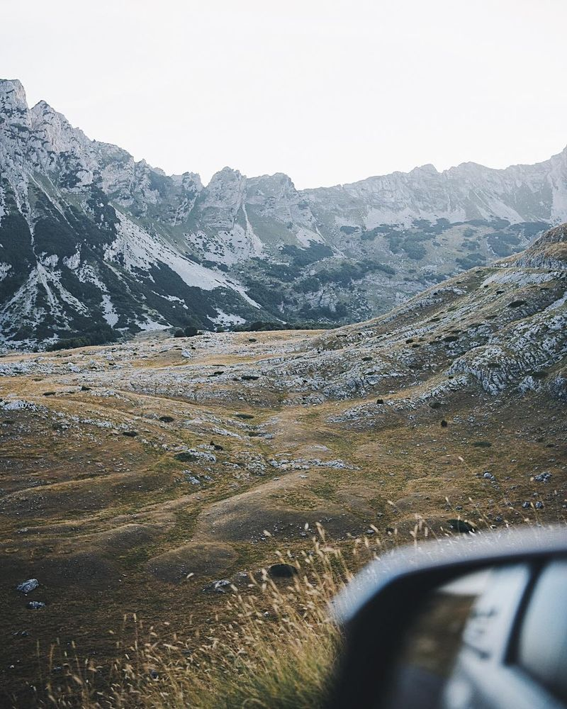 image: Views from the roads in Montenegro aren't too bad are they? #peaksofeurope by lebackpacker