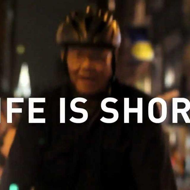 video: The Holstee Manifesto: Lifecycle by juansh