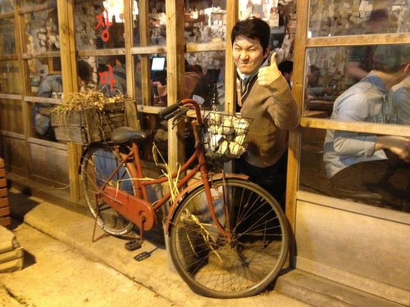 image: The Happy Chappy, Seoul by donmanue