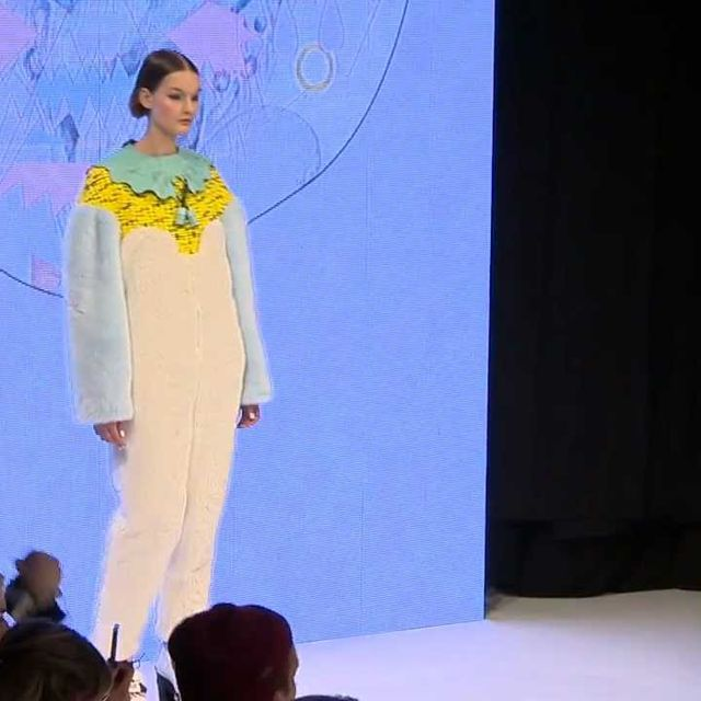 video: H&M Design Award 2013 Fashion Show by sweet-olivia