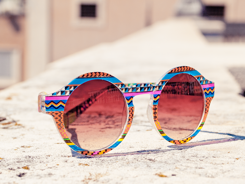 image: Colorful sunglasses by mel-rose-place