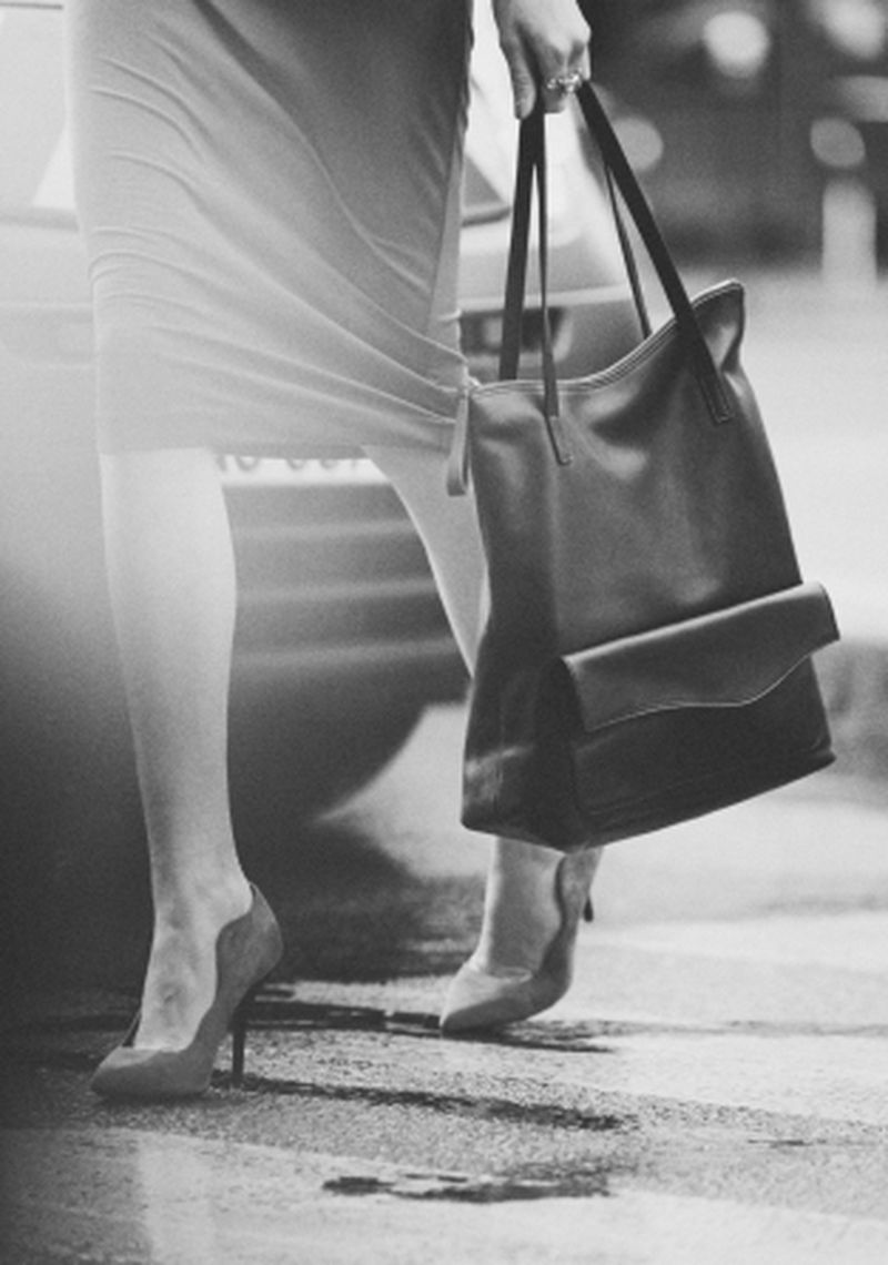 image: Leather Shopper| & Other Stories by duchic