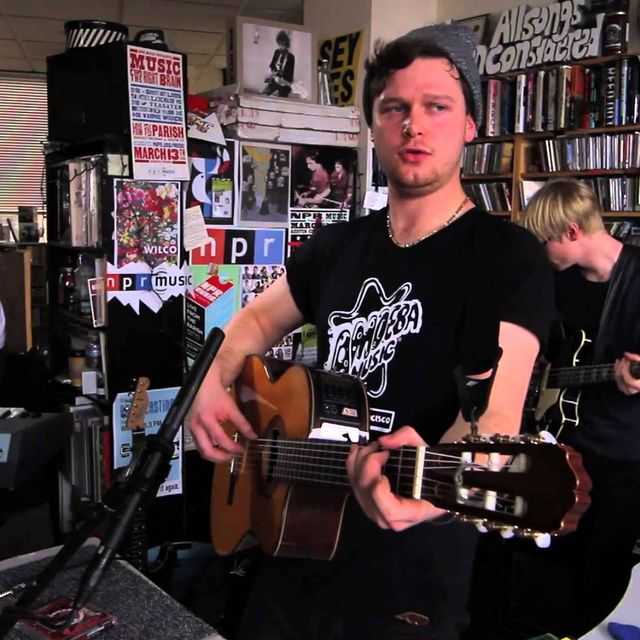 video: Alt-J: NPR Music Tiny Desk Concert by andres-calamar-oh