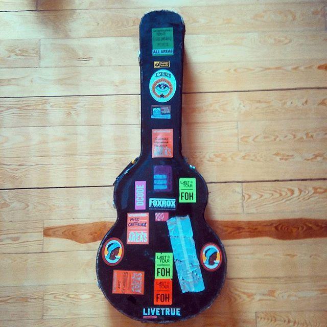 image: #guitarcase #homesweethome#ES335 #es355 by derek_harrison