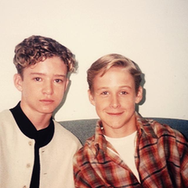 image: Ryan Gosling & Justin Timberlake by alevale