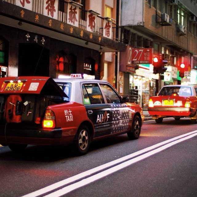 image: Taxi by fragilemilk