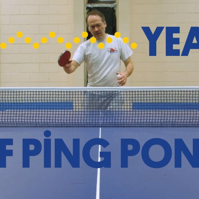 video: A YEAR OF PING PONG by boton