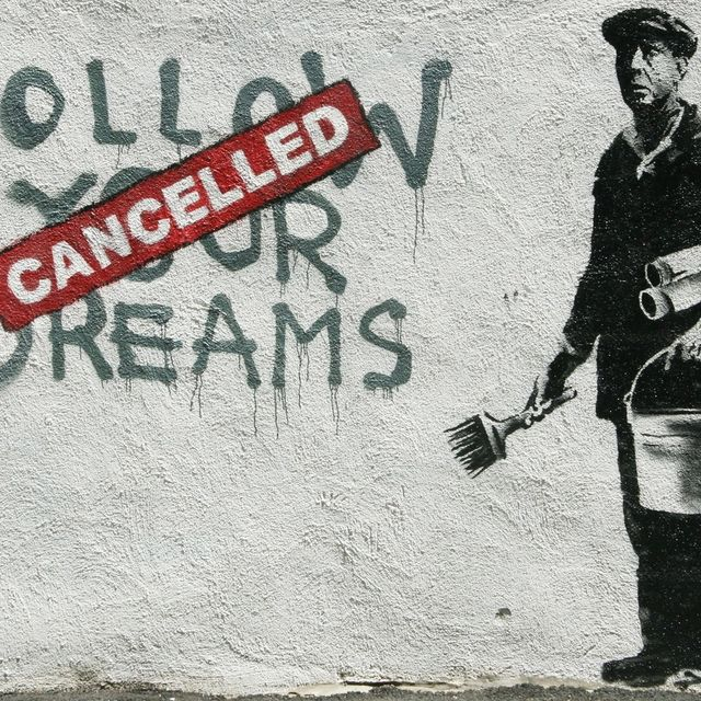 image: Banksy by myles