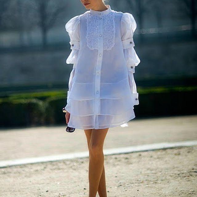 image: Elena Perminova by blancus