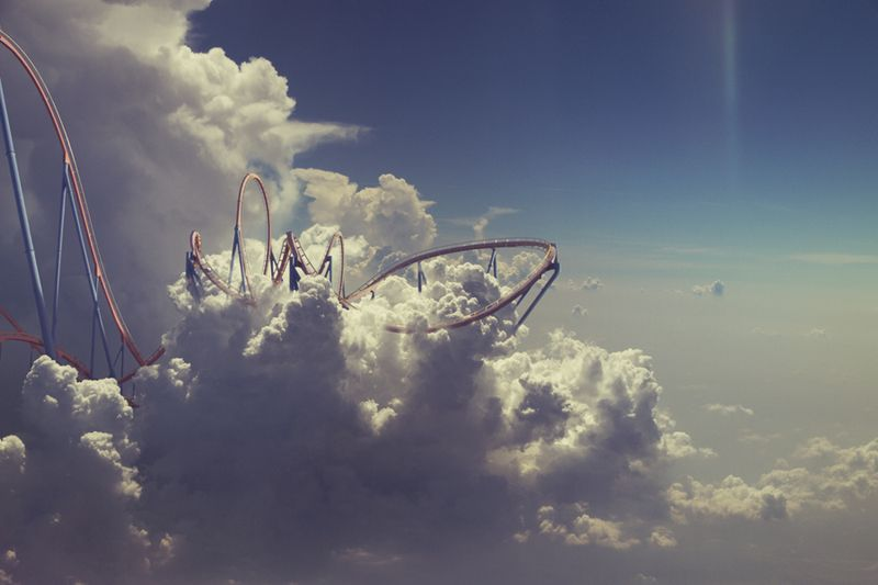 image: Cloud parks by rusy