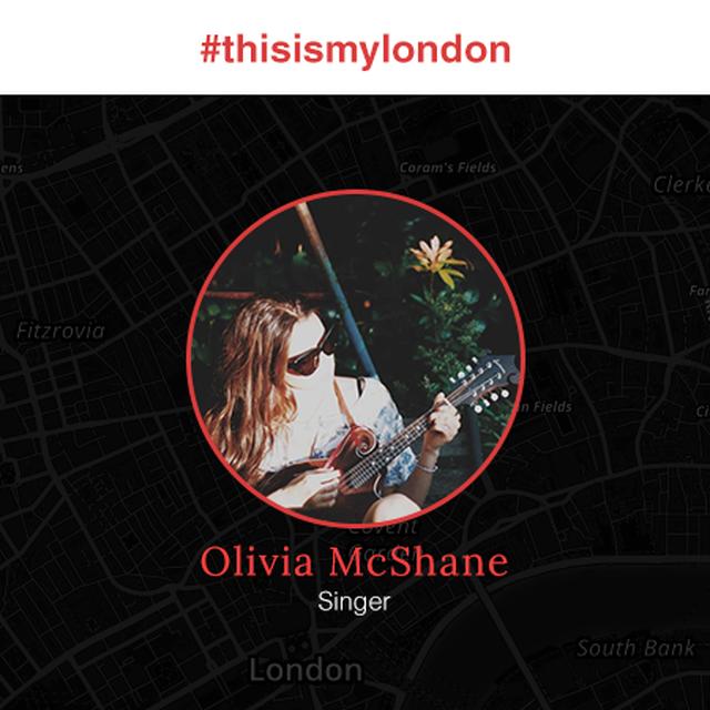 image: #thisismylondon by Olivia McShane by incalling