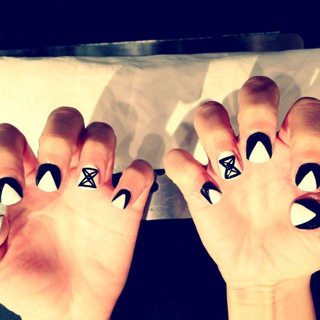 image: Nail Art by paluitaontherocks