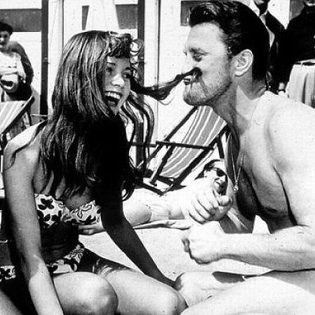 image: Brigitte Bardot and Kirk Douglas by bea88