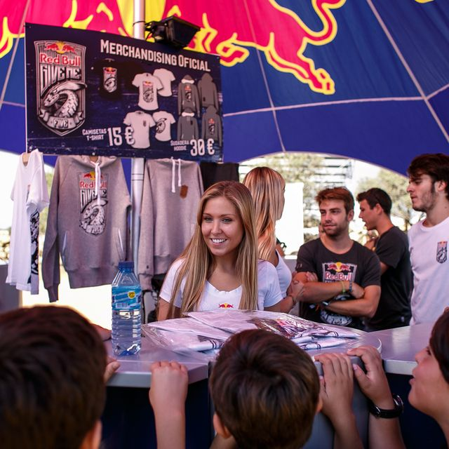 image: Red Bull Give Me Five - By Aminon Clothing by aminon_clothing