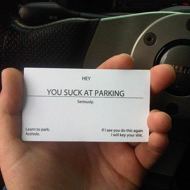 image: PARKING CARD LAD by FERRANDIZ