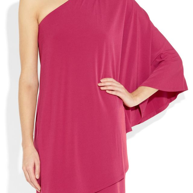image: Bright pink Michael Kors Dress by xerryberry