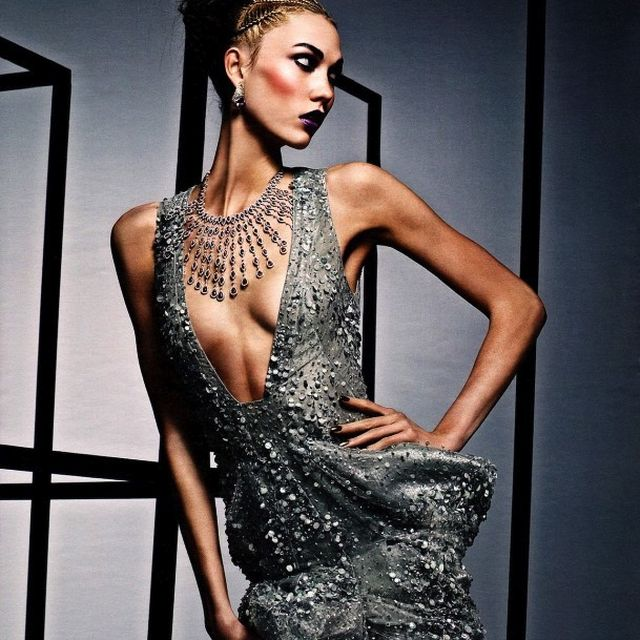 """image: Karlie Kloss in """"Drama Queen"""" by ingridfabre"""