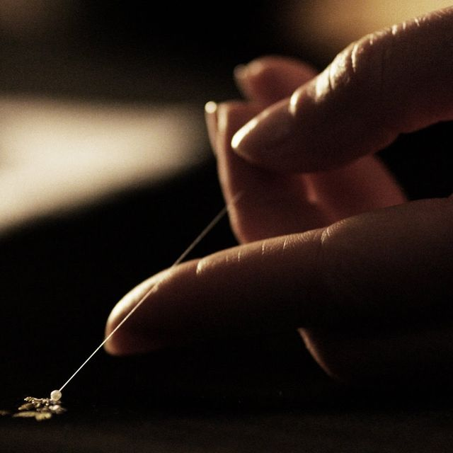 video: MADEMOISELLE PRIVÉ Watch Collection: Lesage - CHANEL - by katherin