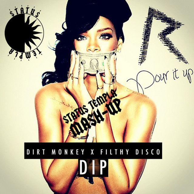 music: Pour It Up (Status Templa Mash-Up) by reixrox