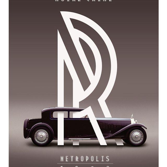 image: Metropolis typo by carmenpenarodriguez