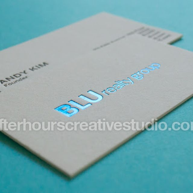 image: How Luxury Business Cards Can Help You And Your Business by hourscreative
