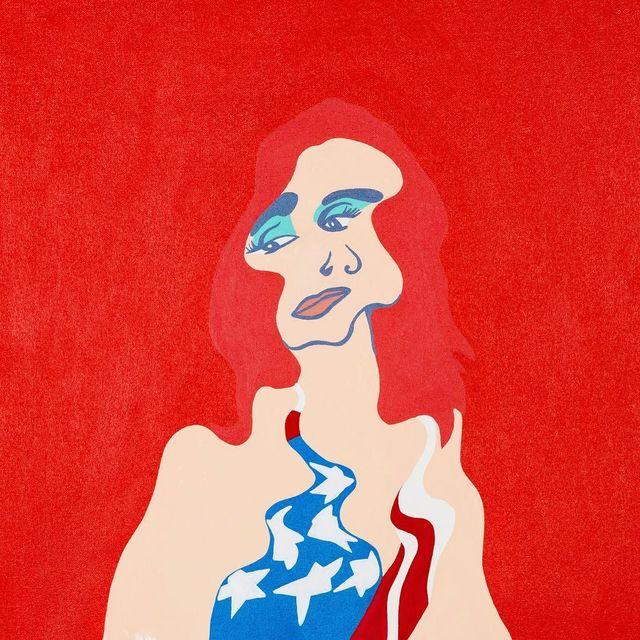 """image: """"USA Babe""""  by Kudulisart"""