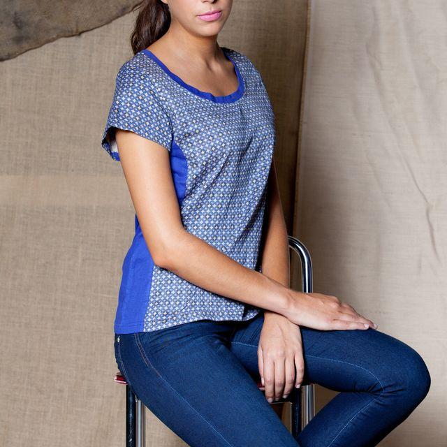 image: Camisa mujer Veraluna by IntermonOxfam
