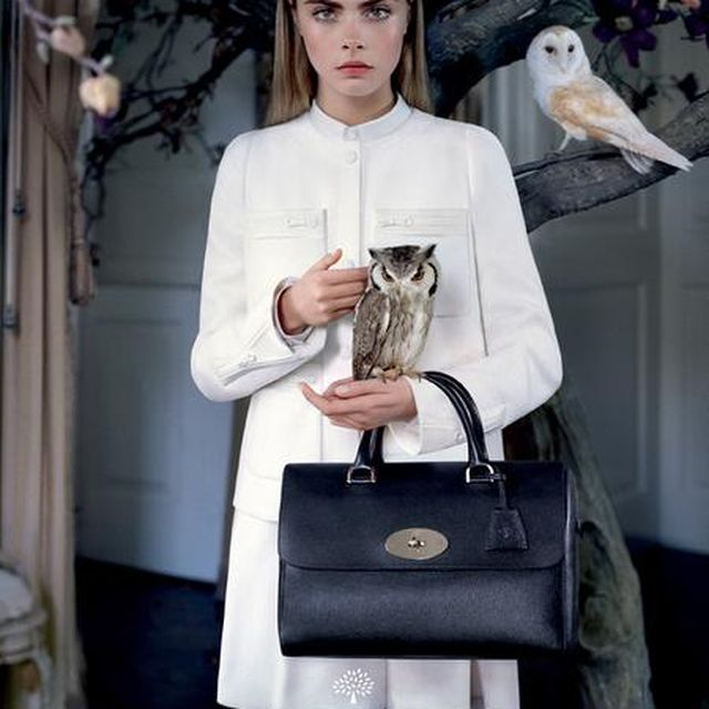 image: - MULBERRY - by candysroommagazine
