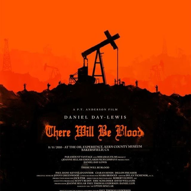 image: There Will Be Blood by Saracho