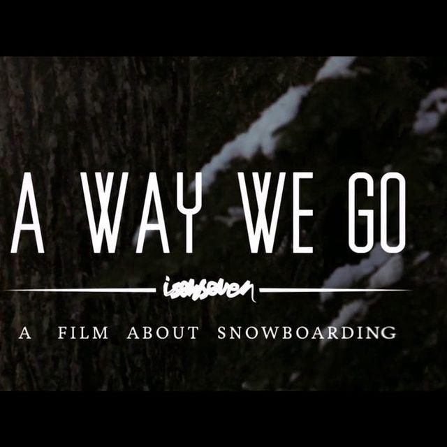 video: A WAY WE GO by alegayo